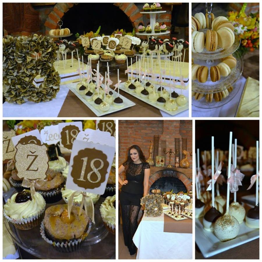 dekoracije za 18 ti rodjendan Poslastičarnica SoSo Sweet | Slatki sto | RODJENDANKO | Igraonice  dekoracije za 18 ti rodjendan